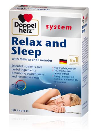 Doppelherz system Relax and Sleep